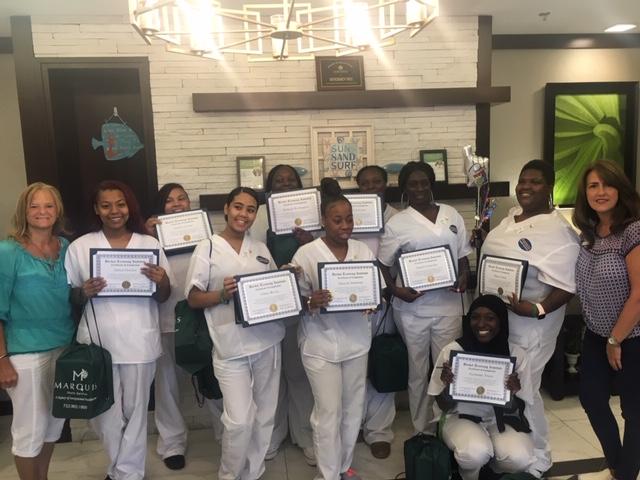 Laurel-Brook-Nursing-Assistant-Training-Program-Graduation-2