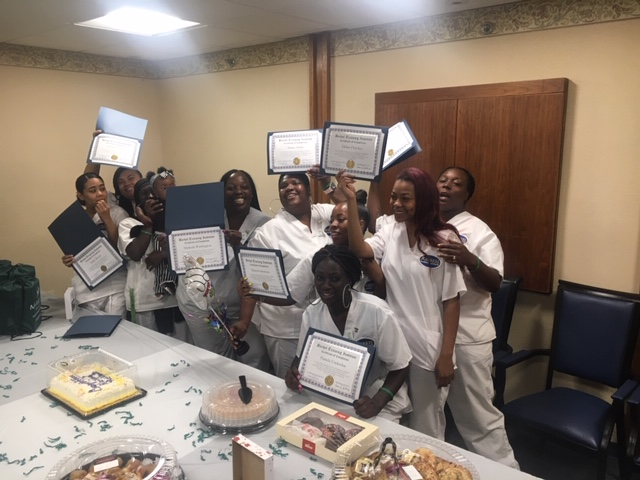 Laurel-Brook-Nursing-Assistant-Training-Program-Graduation-7